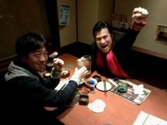 アントニオ小猪木 公式ブログ/尼崎で同級生と合流! 画像1