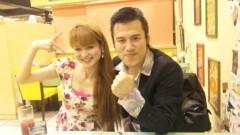 アントニオ小猪木 公式ブログ/食事会にて 画像1