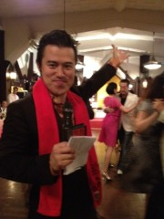 アントニオ小猪木 公式ブログ/ラテンパーティー司会! 画像1