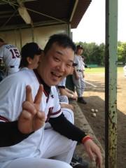 アントニオ小猪木 公式ブログ/ 4番は苦笑い!?照れ笑い!? 画像1