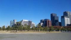 アントニオ小猪木 公式ブログ/東京のビル街と空 画像1