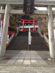 アントニオ小猪木 公式ブログ/徳島の天神社 画像1