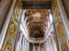アントニオ小猪木 公式ブログ/ベルサイユ宮殿の中 画像1