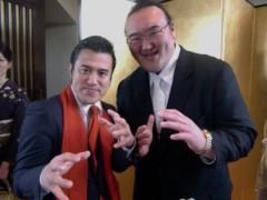 アントニオ小猪木 公式ブログ/関ノ戸親方誕生! 画像1