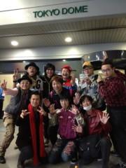 アントニオ小猪木 公式ブログ/東京ドームの記念写真 画像1