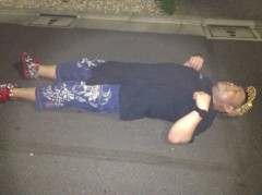 アントニオ小猪木 公式ブログ/酔い過ぎた41歳 画像1