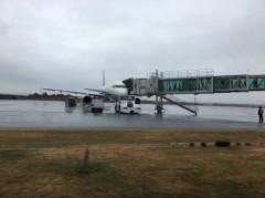 アントニオ小猪木 公式ブログ/山口岩国空港! 画像1