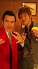 アントニオ小猪木 公式ブログ/K-1山本優弥初観戦 画像1