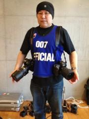 アントニオ小猪木 公式ブログ/カメラマン高麗燦 画像1