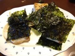 アントニオ小猪木 公式ブログ/韓国風いそべ焼き 画像1