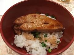 アントニオ小猪木 公式ブログ/フォアグラ丼だって! 画像1