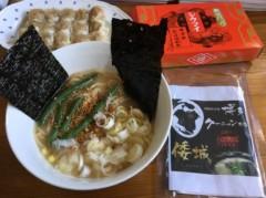 アントニオ小猪木 公式ブログ/博多ラーメンと横浜シウマイ! 画像1