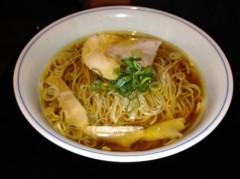 アントニオ小猪木 公式ブログ/ロックンロールワン醤油麺 画像1