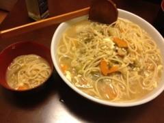 アントニオ小猪木 公式ブログ/生姜&野菜スープパスタ 画像1