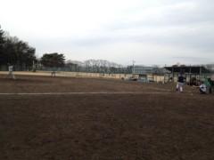 アントニオ小猪木 公式ブログ/草野球ならではだ! 画像1