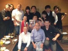 アントニオ小猪木 公式ブログ/新間寿を囲む飲み会へ 画像1