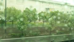 アントニオ小猪木 公式ブログ/三河安城駅手前で停車 画像1