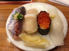 アントニオ小猪木 公式ブログ/函館での寿司! 画像1