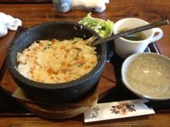 アントニオ小猪木 公式ブログ/宮城で石焼海鮮丼 画像1