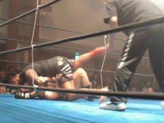アントニオ小猪木 公式ブログ/高崎で異種格闘技戦 画像1