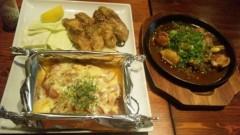 アントニオ小猪木 公式ブログ/広島の鉄板トマト焼き 画像1