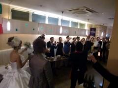 アントニオ小猪木 公式ブログ/日高夫妻結婚式二次会 画像1