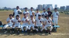 アントニオ小猪木 公式ブログ/野球勝ったど! 画像1