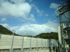 アントニオ小猪木 公式ブログ/上毛高原の虹 画像1