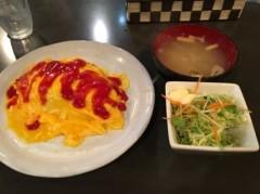 アントニオ小猪木 公式ブログ/オムライスを久々食べに! 画像1