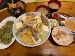アントニオ小猪木 公式ブログ/魚野菜天豆腐サラダなど! 画像1