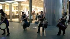 アントニオ小猪木 公式ブログ/太鼓の演舞 画像1