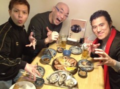 アントニオ小猪木 公式ブログ/北広島で尻ミッター合流! 画像1