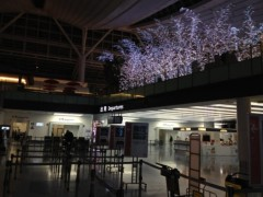 アントニオ小猪木 公式ブログ/羽田空港国際線 画像1