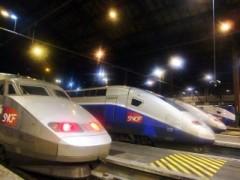 アントニオ小猪木 公式ブログ/リヨン駅からの始発電車 画像1