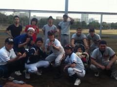 アントニオ小猪木 公式ブログ/楽しかった合併チーム 画像1