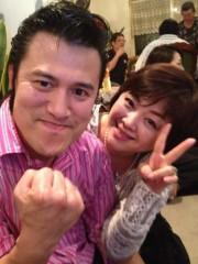 アントニオ小猪木 公式ブログ/林寛子さん 画像1