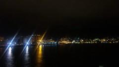 アントニオ小猪木 公式ブログ/花火後の港 画像1