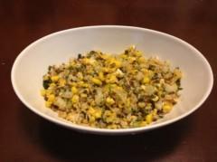 アントニオ小猪木 公式ブログ/炒飯は卵のタイミング? 画像1