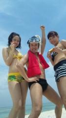 アントニオ小猪木 公式ブログ/ビーチでワイワイ 画像1