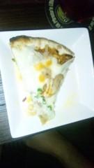 アントニオ小猪木 公式ブログ/てりやきチキンピザ 画像1