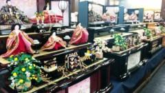 アントニオ小猪木 公式ブログ/人形店でダァーッ! 画像1