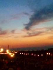 アントニオ小猪木 公式ブログ/静かなる夕焼け 画像1