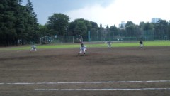 アントニオ小猪木 公式ブログ/8月の野球小猪木好投 画像1