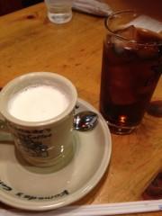 アントニオ小猪木 公式ブログ/喫茶店での出来事 画像1