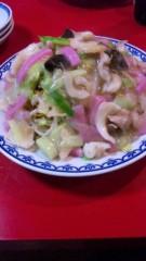 アントニオ小猪木 公式ブログ/長崎の皿うどん 画像1