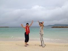 アントニオ小猪木 公式ブログ/砂浜に行ってみよう! 画像1
