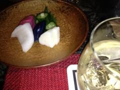アントニオ小猪木 公式ブログ/京都の漬物で品良く… 画像1