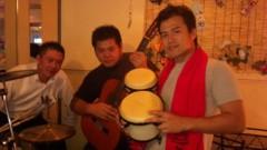 アントニオ小猪木 公式ブログ/パーカッションの味 画像1
