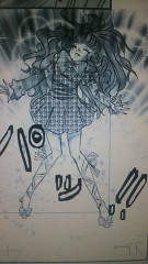 うさの日登美(R JEWEL GIRLS) 公式ブログ/漫画15ページ目「姫が消えちゃった!」 画像2