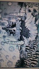 うさの日登美(R JEWEL GIRLS) プライベート画像 漫画「人魚姫」